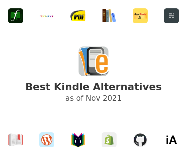 Best Kindle Alternatives