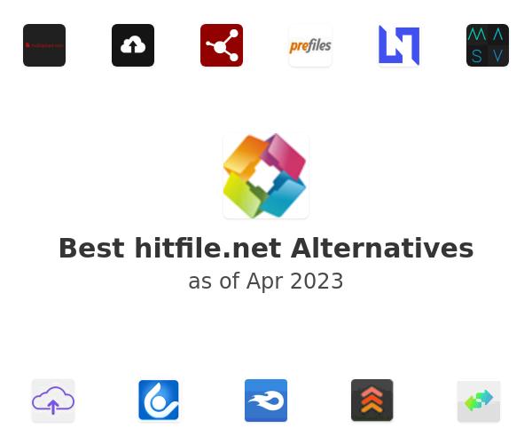 Best hitfile.net Alternatives