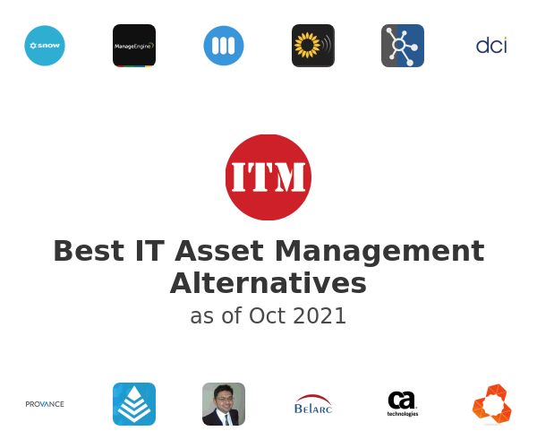 Best IT Asset Management Alternatives
