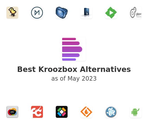 Best Kroozbox Alternatives
