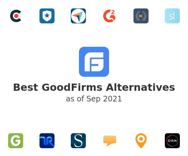 Best GoodFirms Alternatives