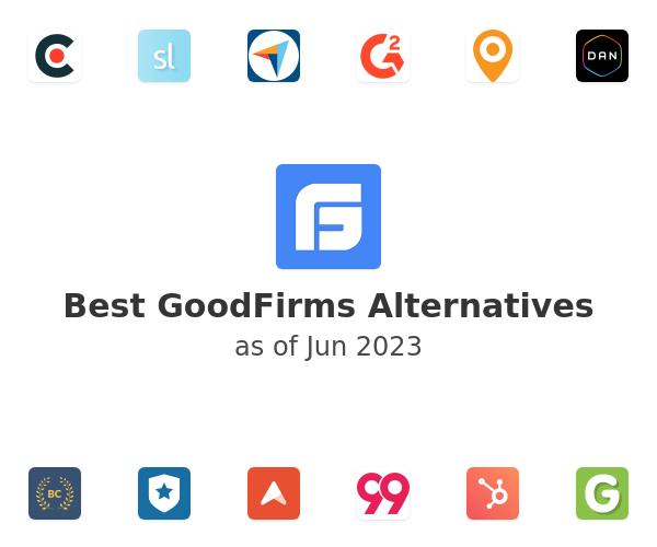 Best GoodFirms Alternatives