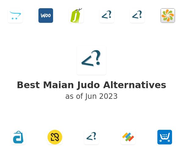 Best Maian Judo Alternatives