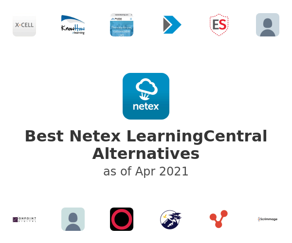 Best Netex LearningCentral Alternatives