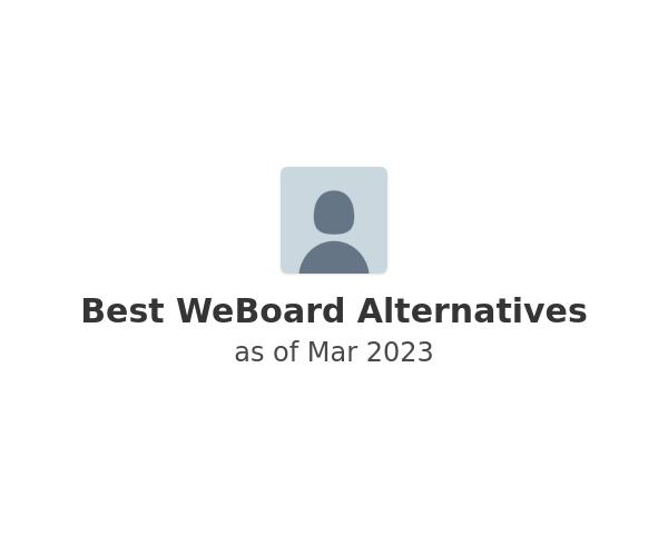 Best WeBoard Alternatives
