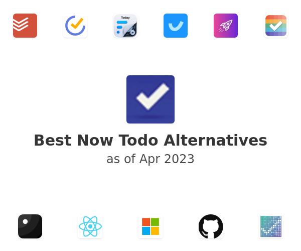 Best Now Todo Alternatives