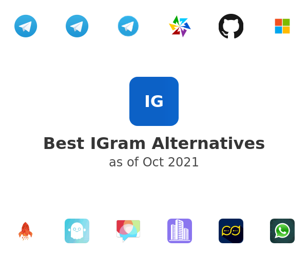 Best IGram Alternatives