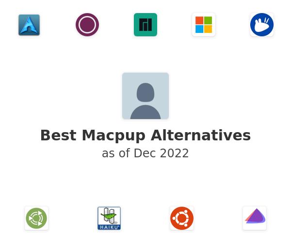 Best Macpup Alternatives