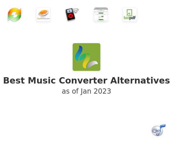 Best Music Converter Alternatives