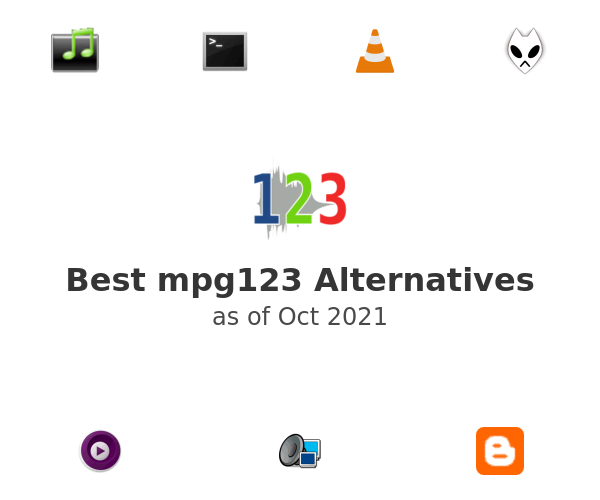 Best mpg123 Alternatives