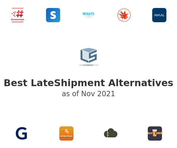 Best LateShipment Alternatives