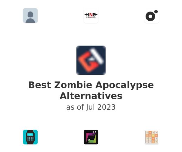 Best Zombie Apocalypse Alternatives