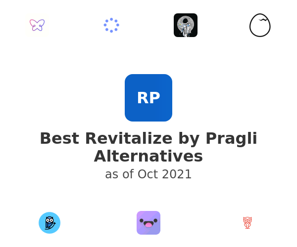 Best Revitalize by Pragli Alternatives