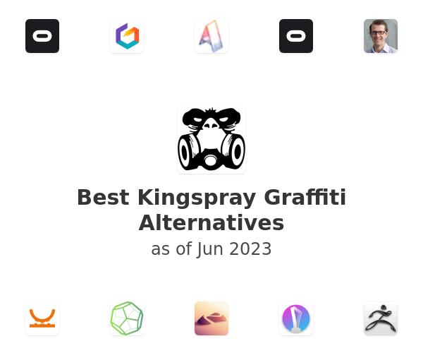 Best Kingspray Graffiti Alternatives