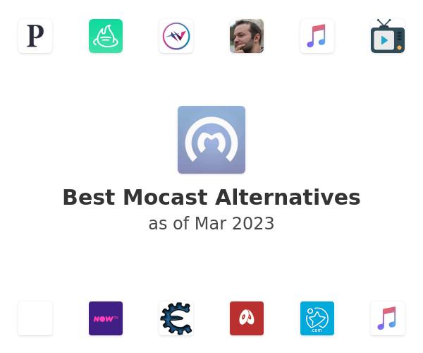 Best Mocast Alternatives