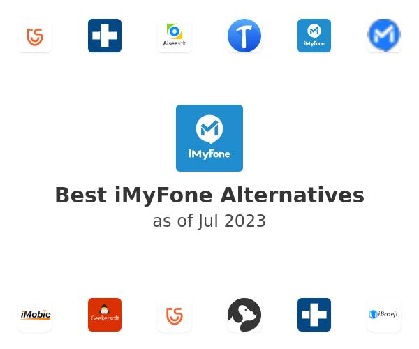 Best iMyfone D-Back Alternatives