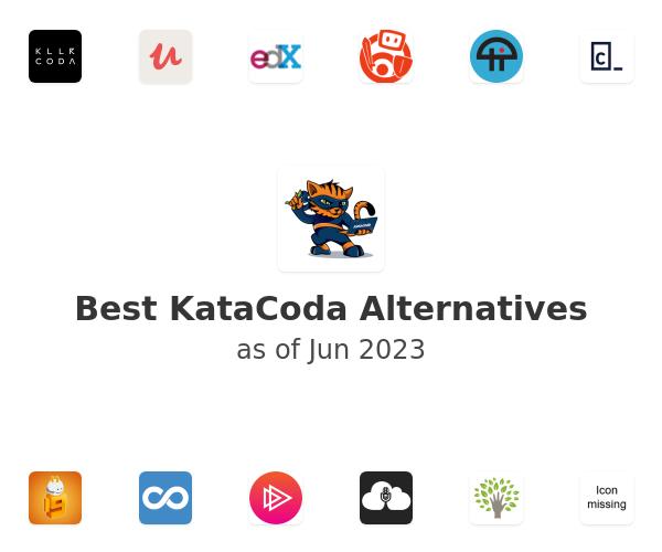 Best KataCoda Alternatives