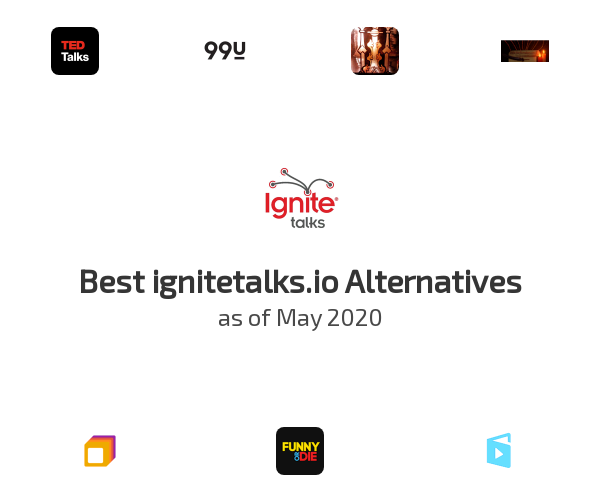 Best ignitetalks.io Alternatives