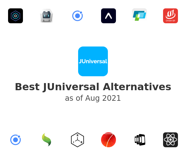 Best JUniversal Alternatives