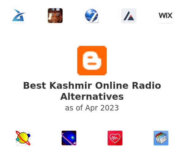 Best Kashmir Online Radio Alternatives