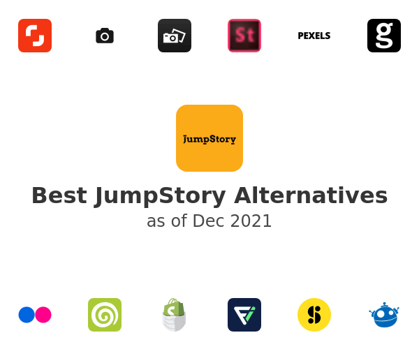 Best JumpStory Alternatives