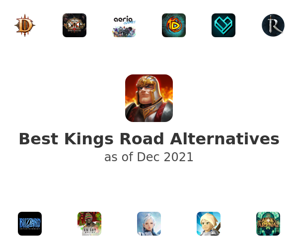 Best Kings Road Alternatives