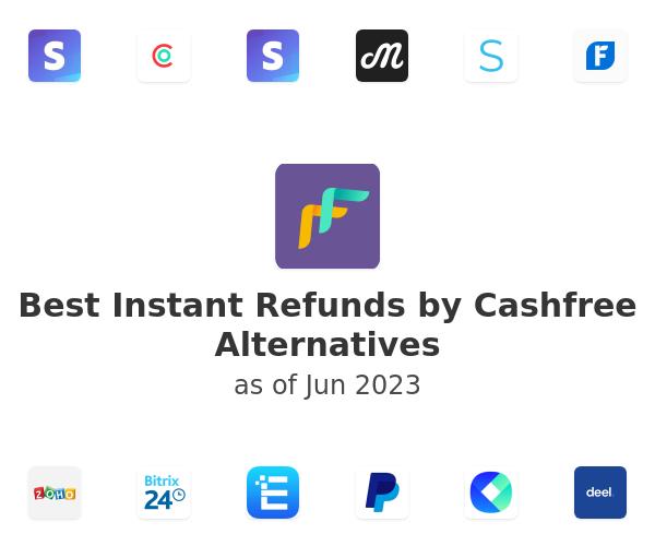Best Instant Refunds by Cashfree Alternatives