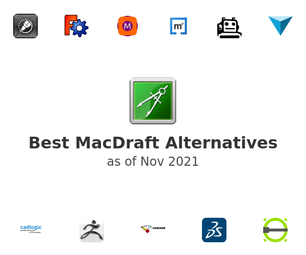 Best MacDraft Alternatives