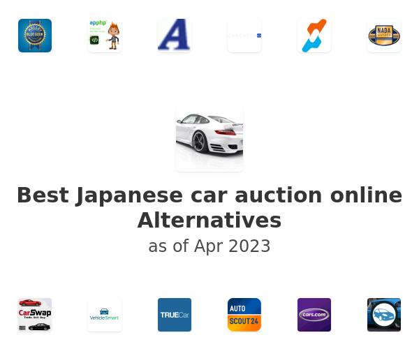 Best Japanese car auction online Alternatives