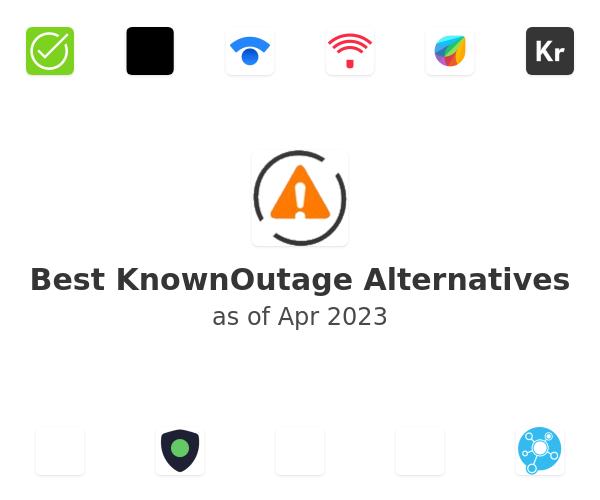 Best KnownOutage Alternatives