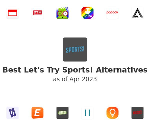Best Let's Try Sports! Alternatives