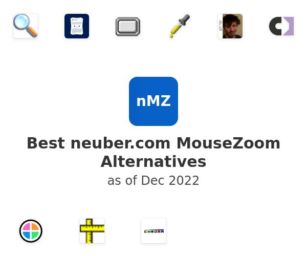 Best MouseZoom Alternatives