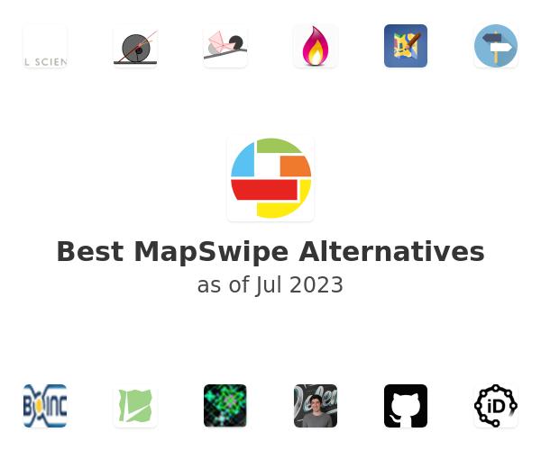 Best MapSwipe Alternatives