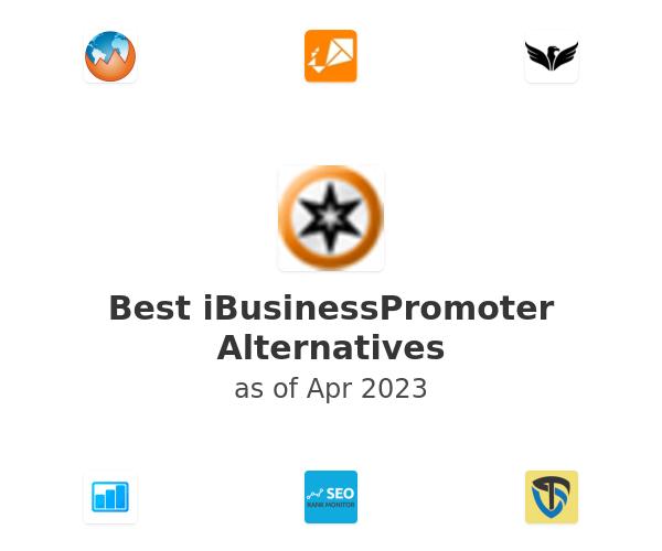 Best iBusinessPromoter Alternatives