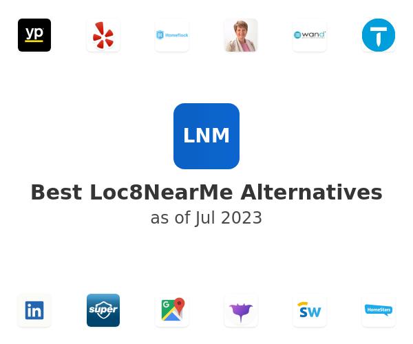 Best Loc8NearMe Alternatives