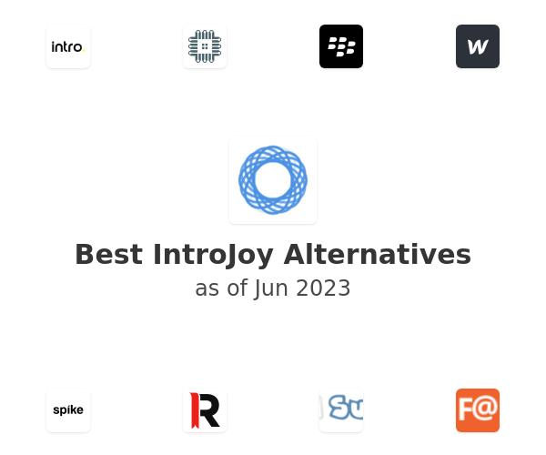 Best IntroJoy Alternatives