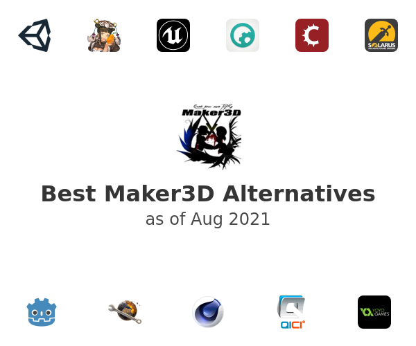 Best Maker3D Alternatives