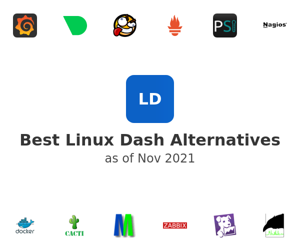 Best Linux Dash Alternatives