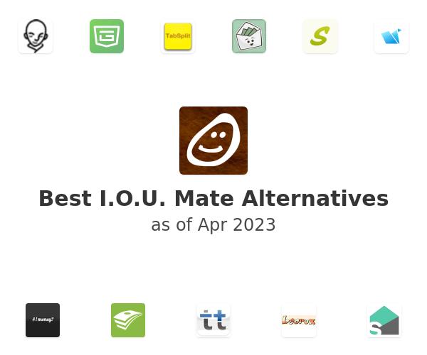 Best I.O.U. Mate Alternatives