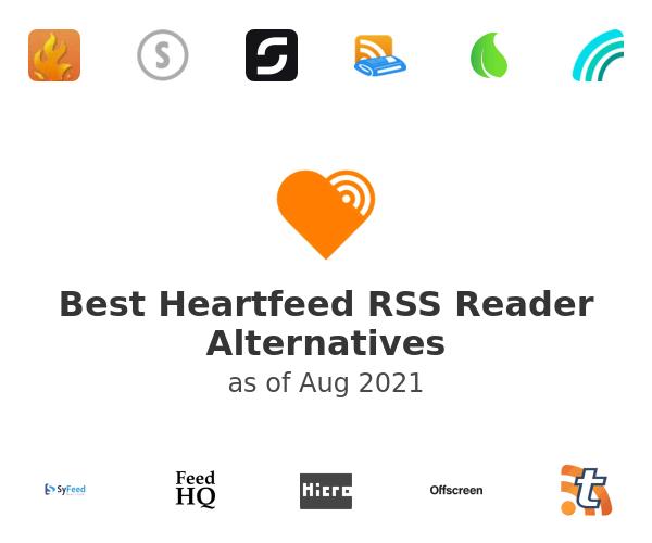 Best Heartfeed RSS Reader Alternatives