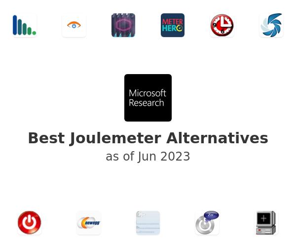 Best Joulemeter Alternatives