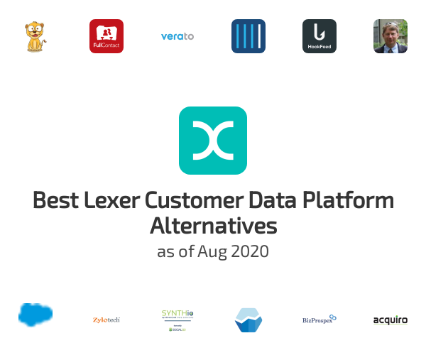 Best Lexer Customer Data Platform Alternatives