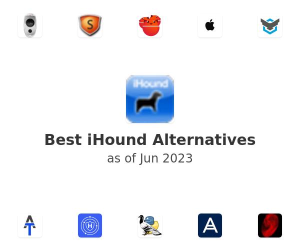 Best iHound Alternatives