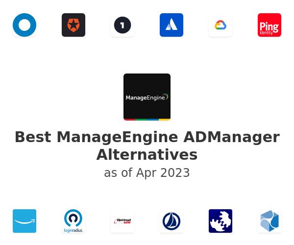 Best ManageEngine AdManager Alternatives