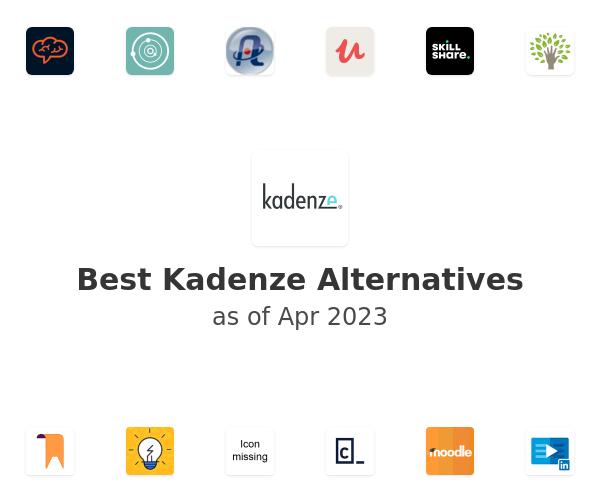 Best Kadenze Alternatives