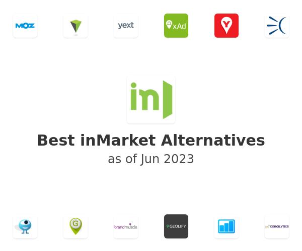 Best inMarket Alternatives