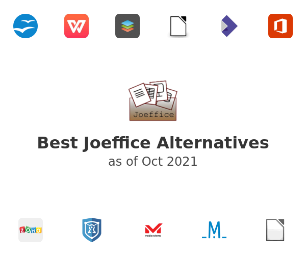 Best Joeffice Alternatives