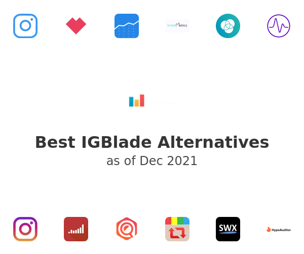 Best IGBlade Alternatives