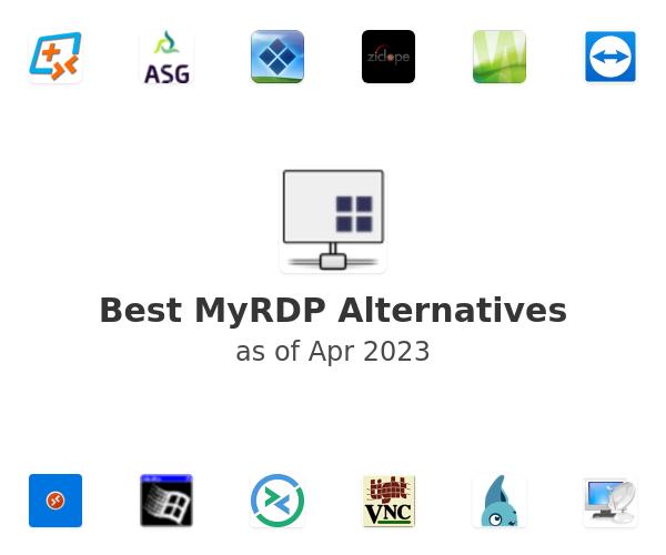 Best MyRDP Alternatives
