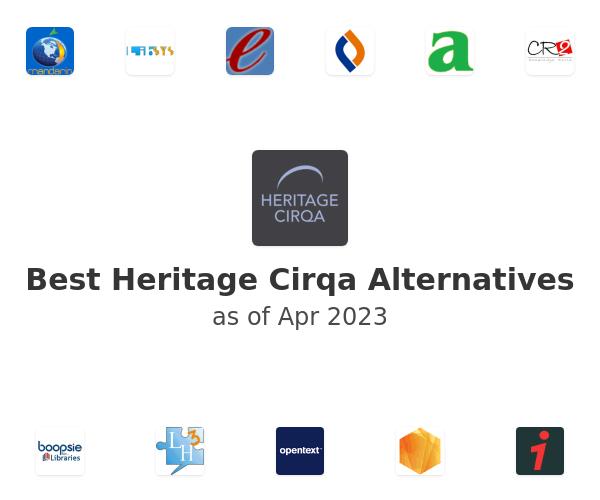 Best Heritage Cirqa Alternatives